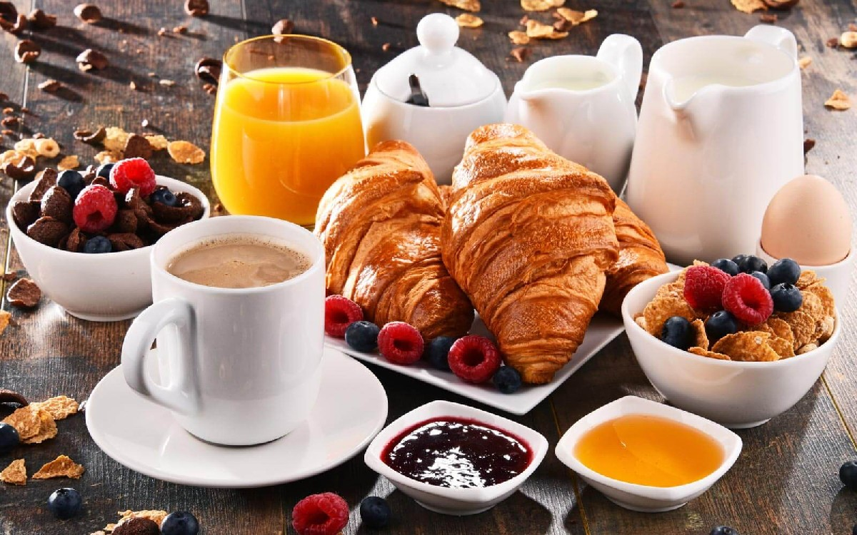 Hotel Donatello - Offers - Special Offers - No time for breakfast? Ch...